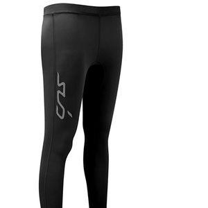 Sub Black Compression Running Pants Small